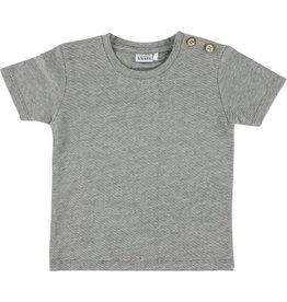 Trixie T-shirt korte mouwen 98 Slim stripes