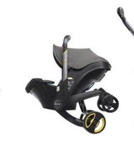 Doona Omvormbare draagbare autostoel Groep 0+ greyhound