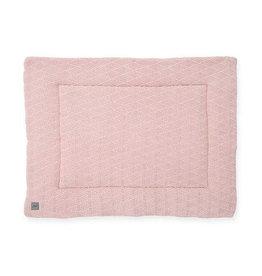 Jollein Boxkleed River Knit 80x100cm - Pale Pink
