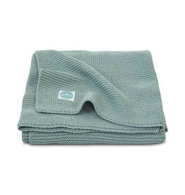 Jollein Couverture 75x100cm Basic knit forest green