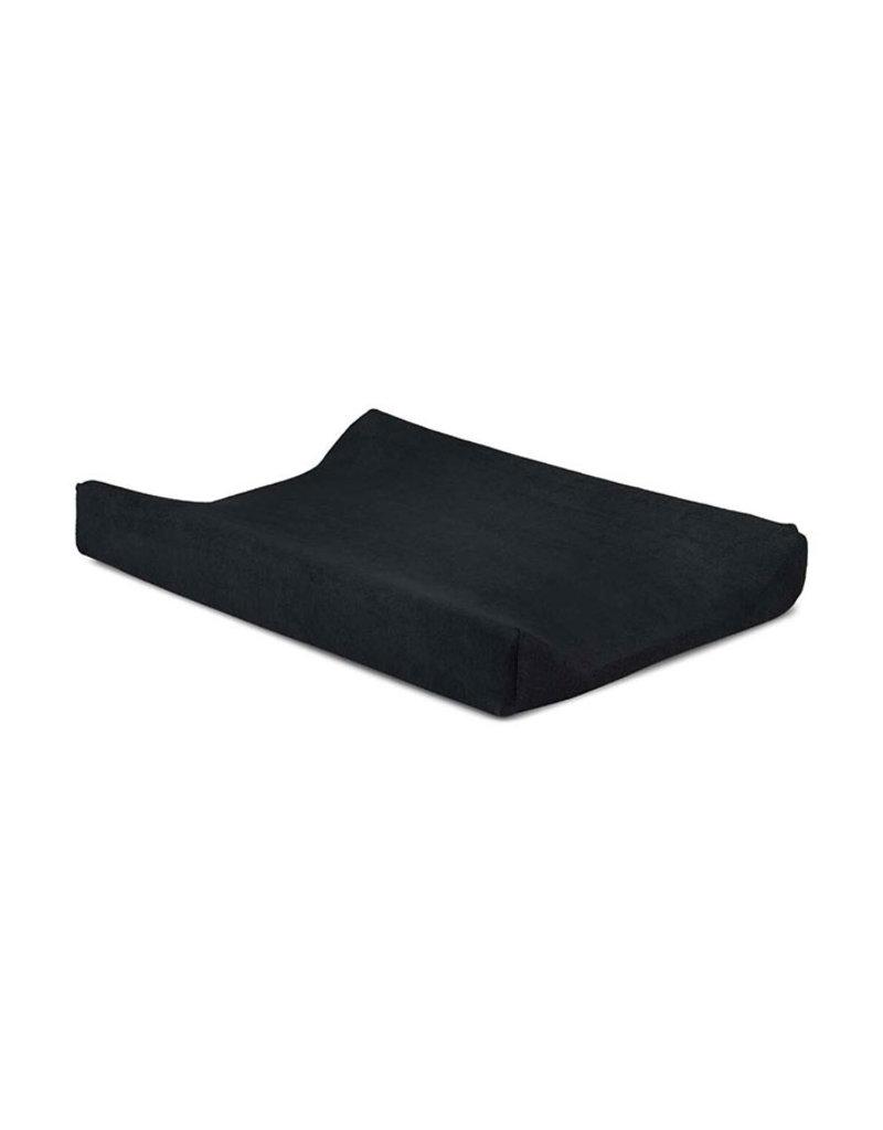 Jollein Aankleedkussenhoes Superieur 50x70cm - Zwart