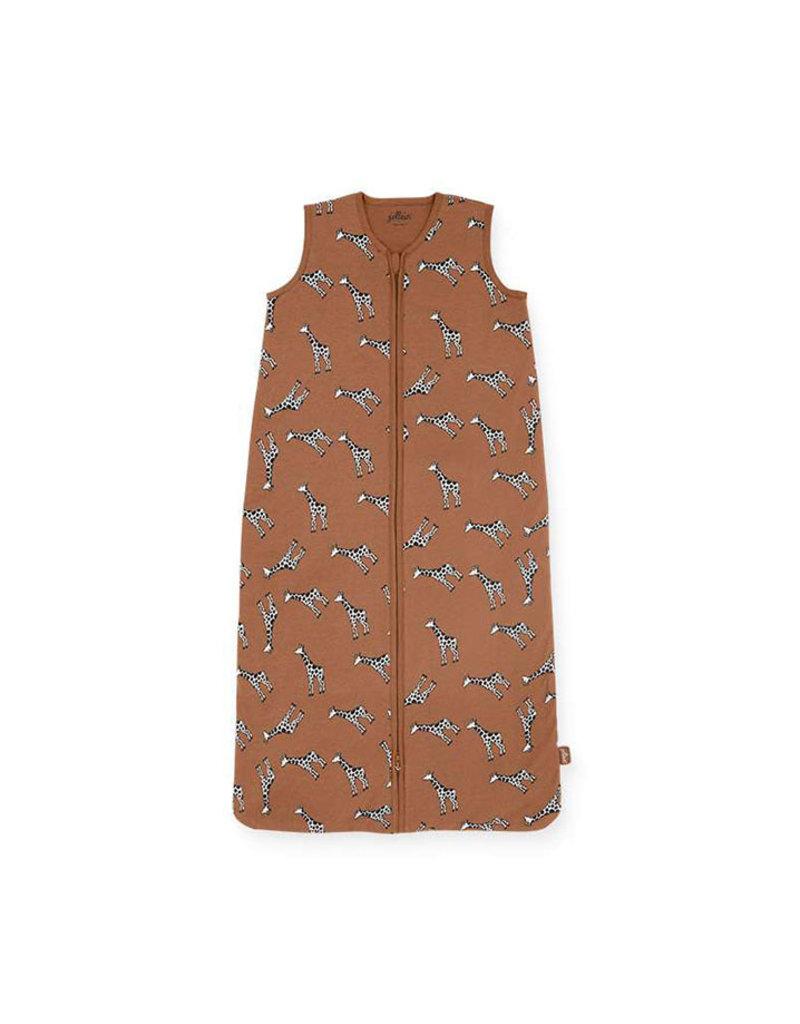 Jollein Baby Slaapzak Giraffe 110cm - Zomer - Caramel