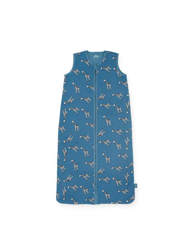 Jollein Gigoteuse Girafe 110 cm - Été - Jeans Bleu