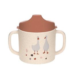 Lässig Sippy Cup Tiny Farmer Goose