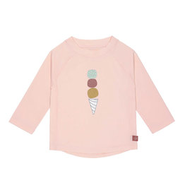 Lässig Long Sleeve Rashguard Icecream Rose