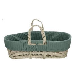 Heart of Gold Moses basket Bob Marley Bay