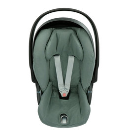 Heart of Gold Carseat cover Cybex Cloud Z i-size Cohen Bay