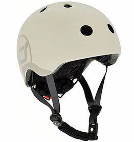 Scoot and Ride Helmet Ash Small
