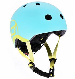Scoot and Ride Helmet XS - Blueberry