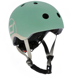 Scoot and Ride Helmet Forest XS