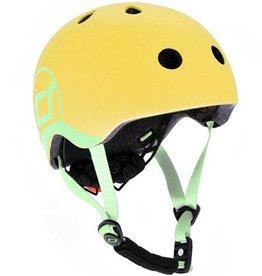 Scoot and Ride Helmet Lemon XS