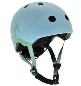 Scoot and Ride Helmet Steel XS