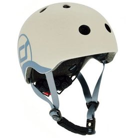 Scoot and Ride Helmet Ash XS