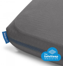 Aerosleep SafeSleep Hoeslaken 120x60 Dark grey