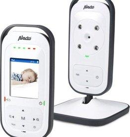 """Alecto Baby DVM-65 Babyfoon met camera en 2"""" kleurenscherm, grijs"""