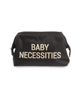 Childhome Baby Necessities Toilettas - Zwart Goud