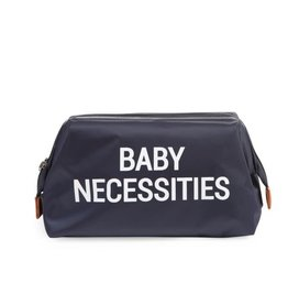 Childhome Baby Necessities Toilettas - Navy Wit