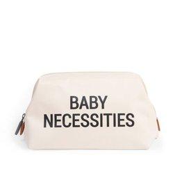 Childhome Baby Necessities Toilettas - Ecru Zwart