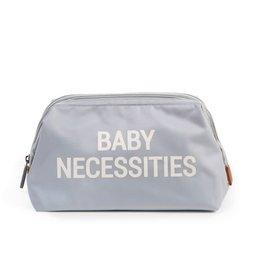Childhome Baby Necessities Toilettas - Grijs Ecru