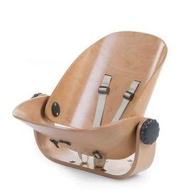 Childhome Evolu Newborn Seat Voor Evolu 2 + One.80° - Hout Naturel Antraciet