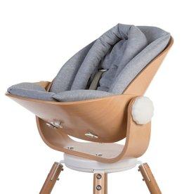 Childhome Evolu Newborn Comfortkussen - Jersey Grijs