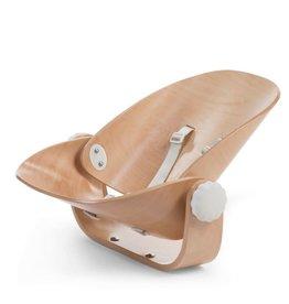 Childhome Evolu Newborn Seat Voor Evolu 2 + One.80° - Hout Naturel Wit