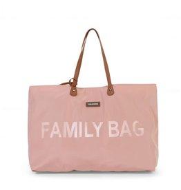 Childhome Family Bag Verzorgingstas - Roze Koper