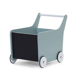 Childhome Loopwagen - Hout Mint