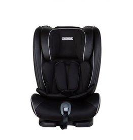 Childhome Isokid Autostoel - Groep 1+2+3 Isofix - Zwart