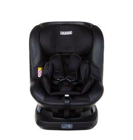 Childhome Isomax 360° Autostoel - Groep 0+1 Isofix - Zwart
