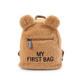 Childhome My First Bag Kinderrugzak - Teddy Beige