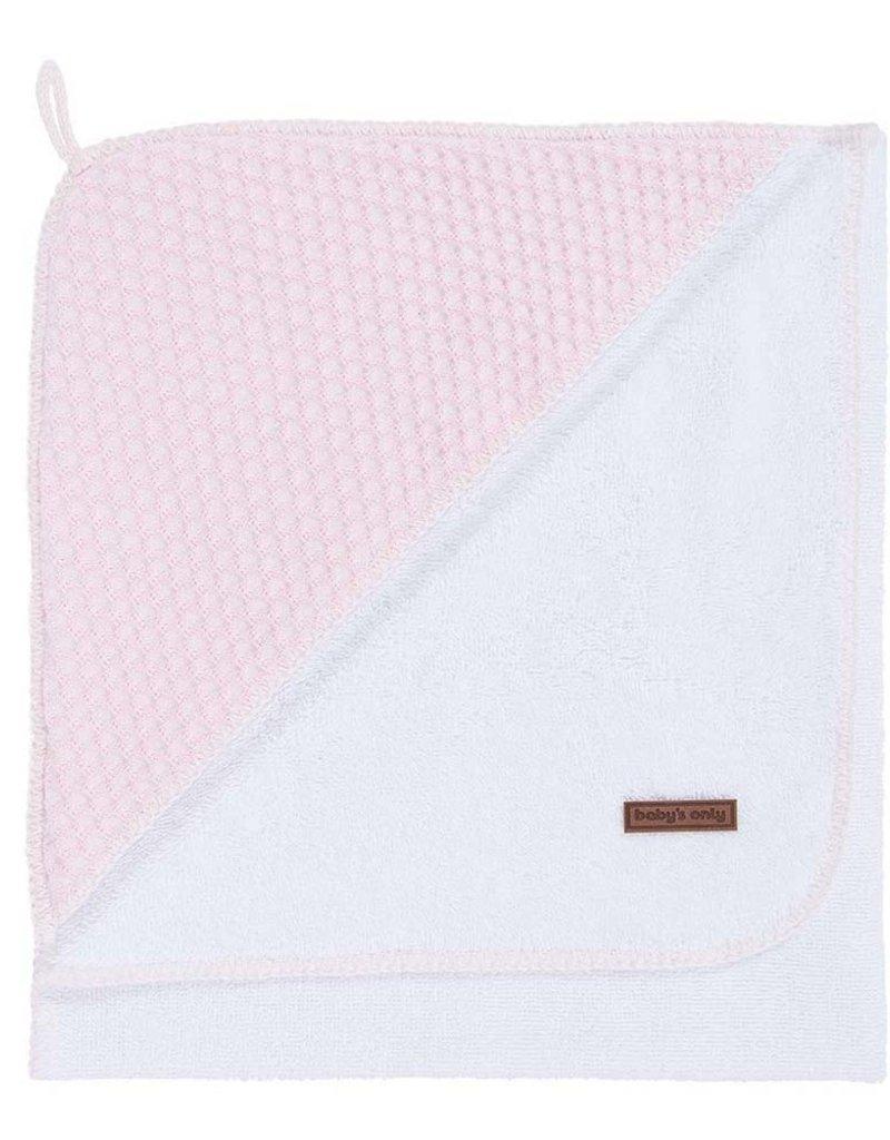 Baby's Only Badcape 75x85 Sun classic roze/baby roze