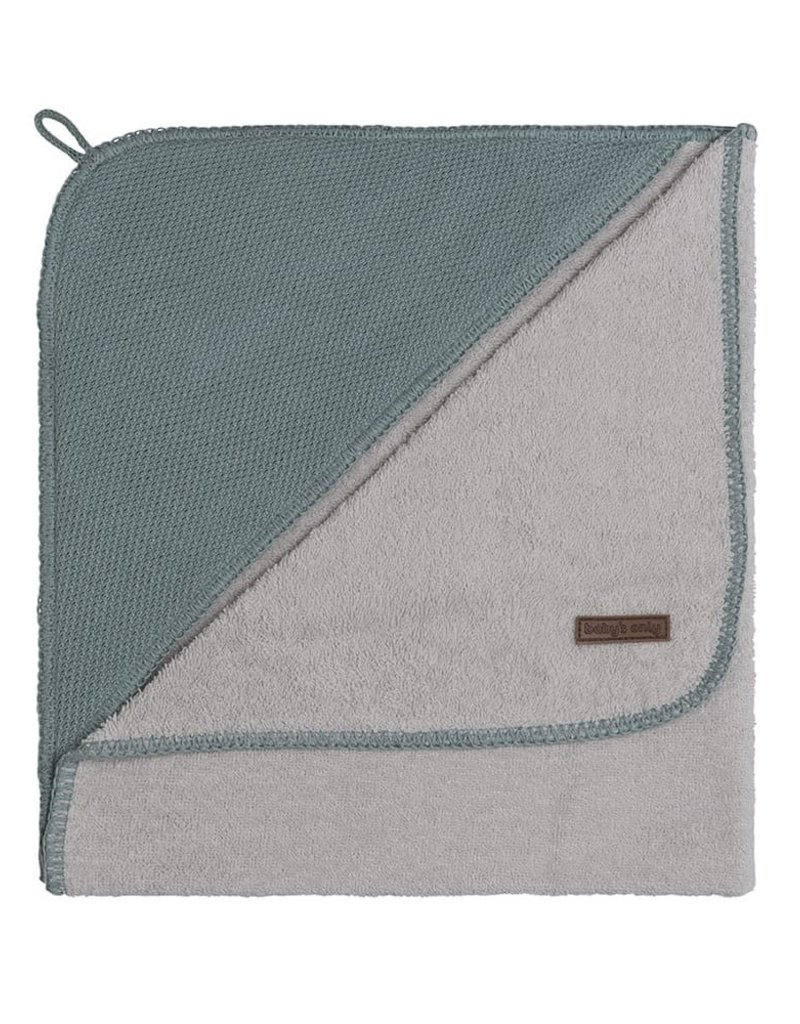 Baby's Only Badcape 75x85 Classic stonegreen