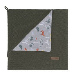 Baby's Only Omslagdoek Forest khaki