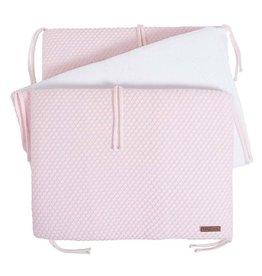Baby's Only Bedbumper Sun classic roze/baby roze