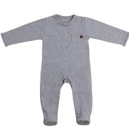 Baby's Only Boxpakje met voetjes Melange grijs