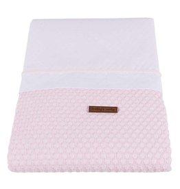 Baby's Only Dekbedovertrek 100x135 cm Sun classic roze/baby roze