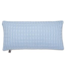 Baby's Only Kussen 60x30 Cable baby blauw