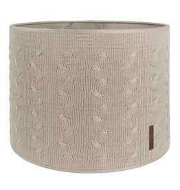 Baby's Only Lampenkap 30 cm Cable beige