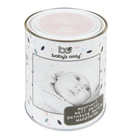 Baby's Only Muurverf 1 liter classic roze