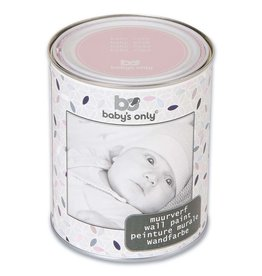 Baby's Only Muurverf 1 liter baby roze
