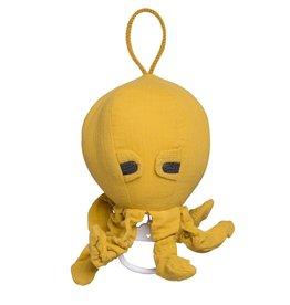 Baby's Only Muziekdoos Octopus Breeze oker