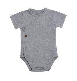 Baby's Only Rompertje Melange grijs