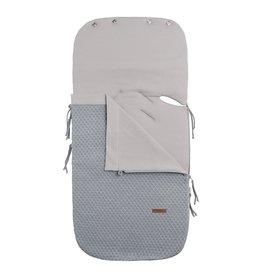 Baby's Only Zomer voetenzak autostoel 0+ Sun grijs/zilvergrijs