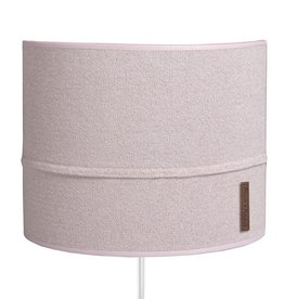 Baby's Only Wandlamp 20 cm Sparkle zilver-roze mêlee