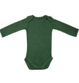 Timboo BODY MET LANGE MOUW Aspen Green 62/68