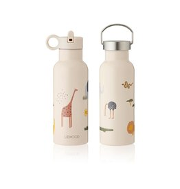 Liewood Neo Water Bottle - 500ml - Safari sandy mix