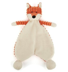 JellyCat Cordy Roy Baby Fox Soother