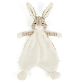 JellyCat Cordy Roy Baby Hare Soother