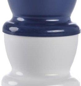 Thermobaby Melkpoederverdeler oceaan blauw / wit / zacht grijs